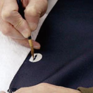 着物紋入れ替えのイメージ